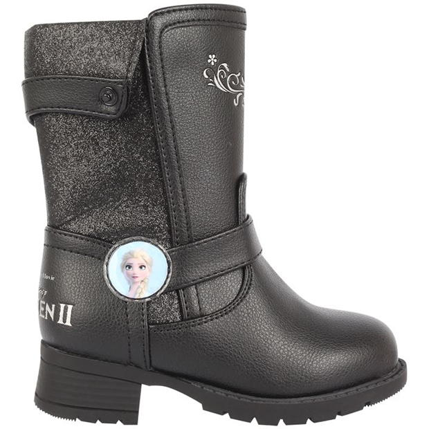 Character Infant Girls Calf Boots