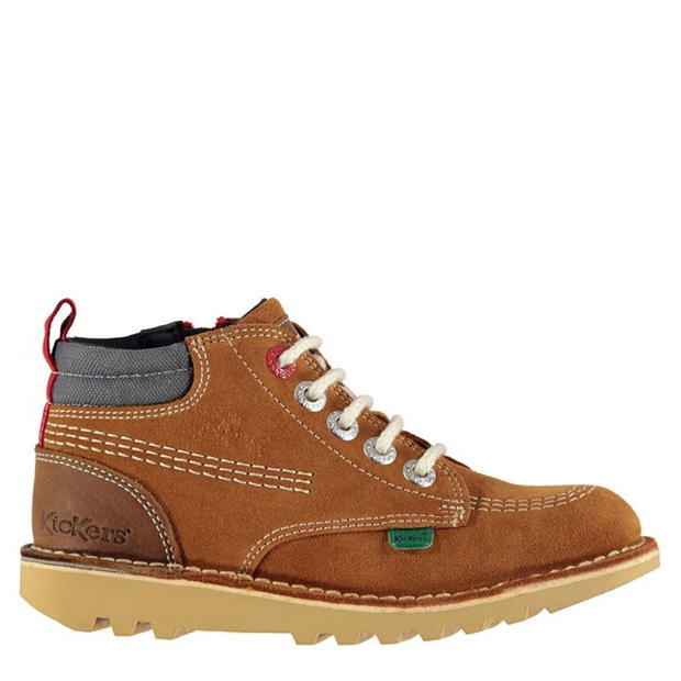 Kickers High Stroll Chukka Boots