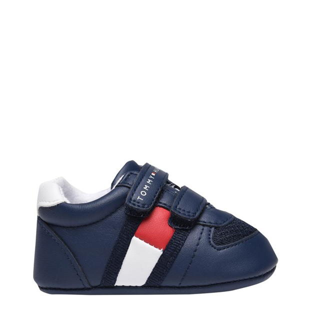 Tommy Hilfiger Tommy Flag Velcro Trainers