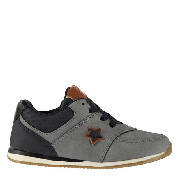 Fabric Alex Run Infants Trainers