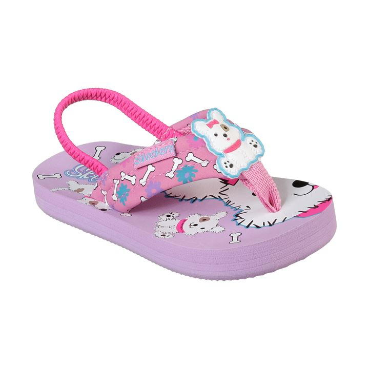 Skechers Waterlilly Flip Flops Infant Girls