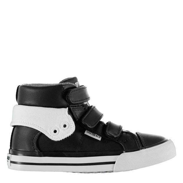 SoulCal Aston Hi Top Childrens Trainers
