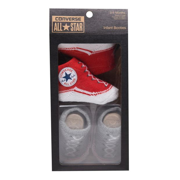 Converse Chuck Taylor All Star Crib Bootie Gift Box