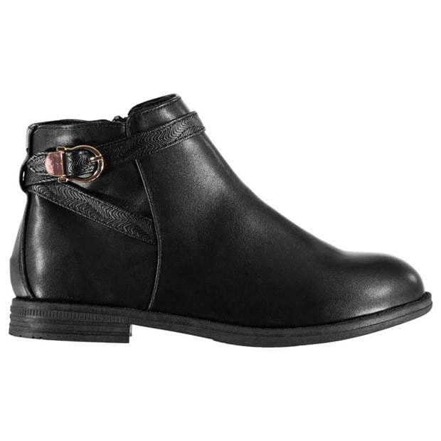Miso Buckle Child Girls Boots