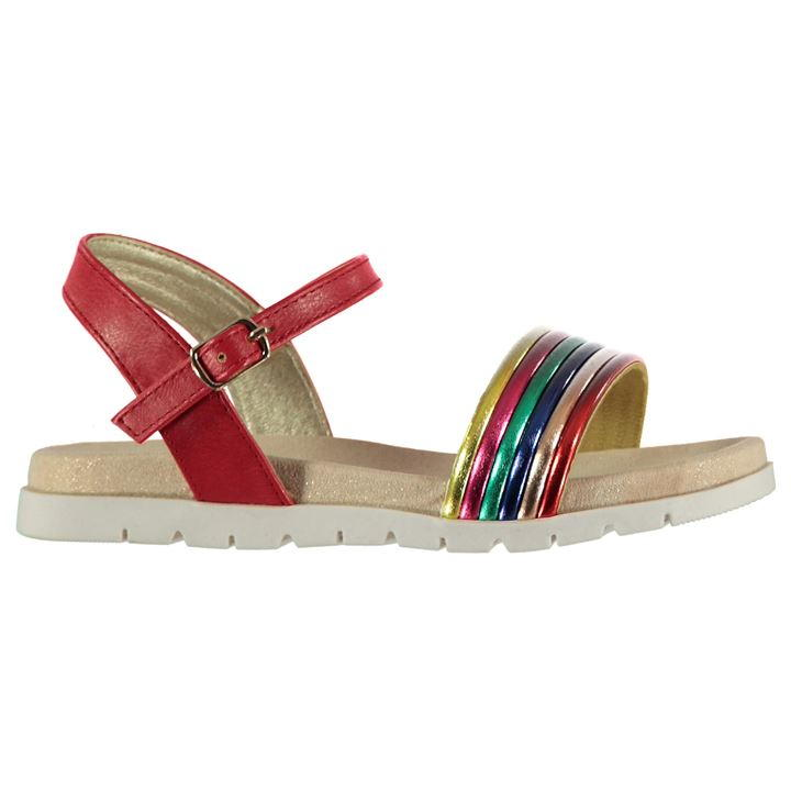 SoulCal Stripe Girls Sandals