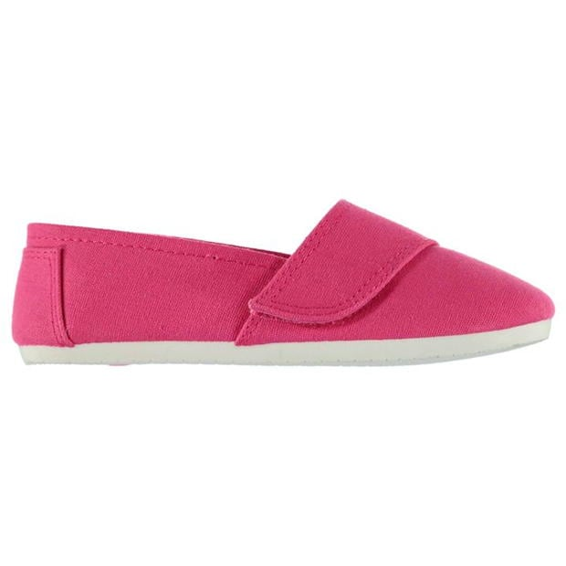 Miss Fiori Sams Child Girls Canvas Shoes