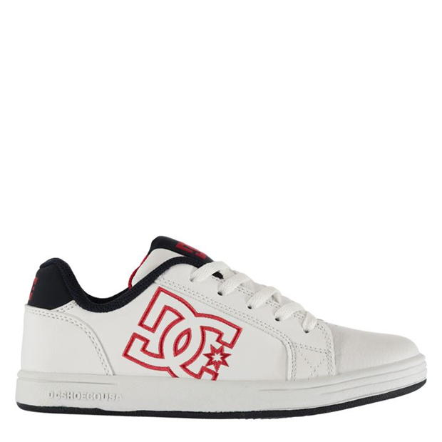 DC Serial Gaffik Junior Boys Trainers