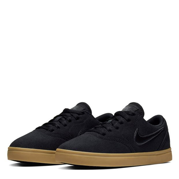 Nike SB Check Canvas Junior Boys Trainers