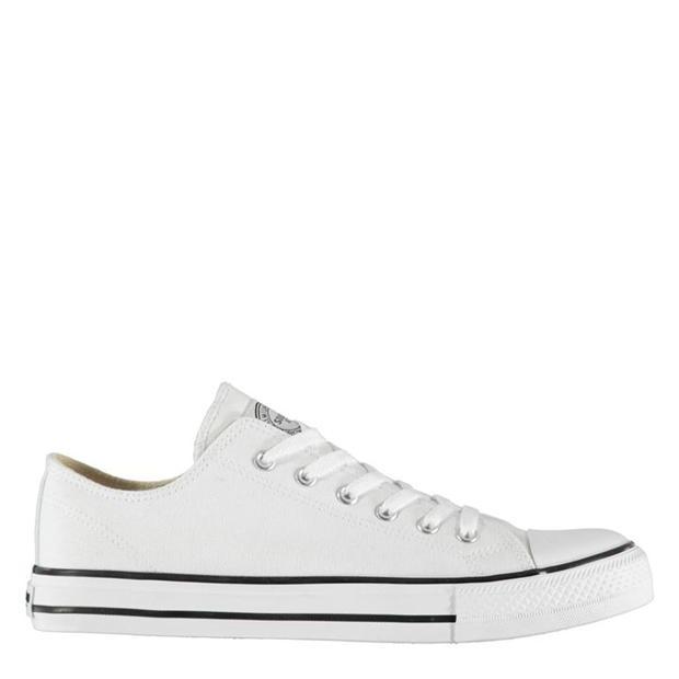 SoulCal Low Junior Canvas Shoes