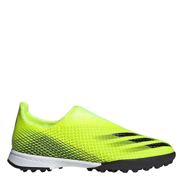 adidas X Ghosted 3 Laceless Junior Football Boots