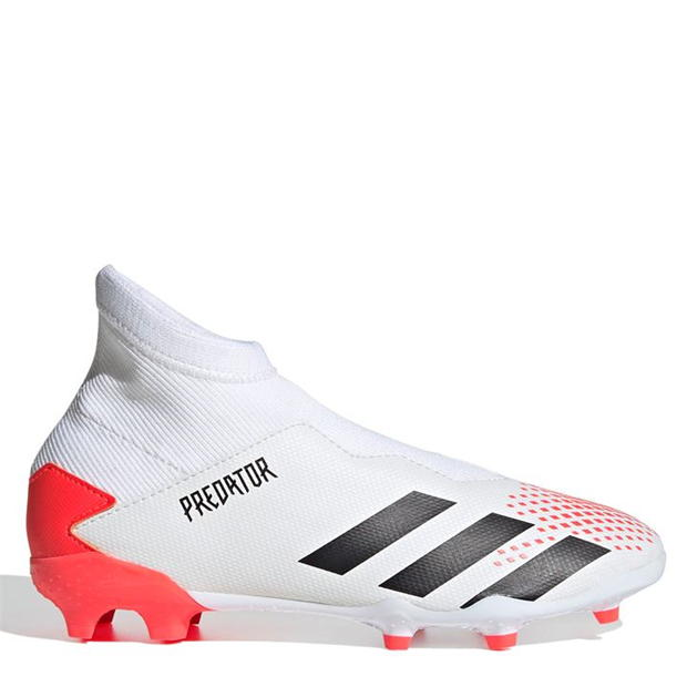 adidas Predator 20.3 Laceless Junior FG Football Boots
