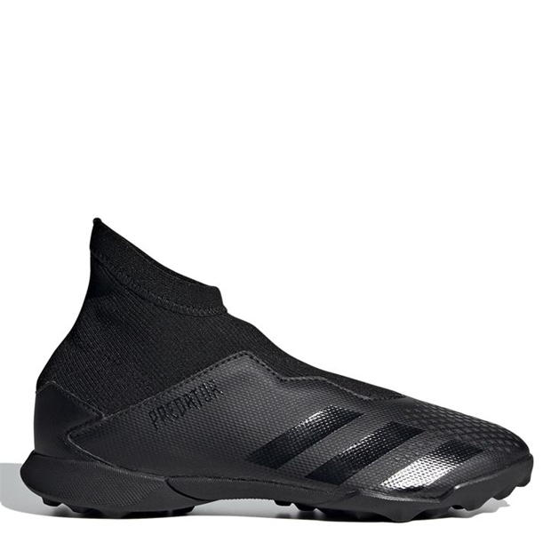 adidas Predator 20.3 Laceless Junior Astro Turf Trainers