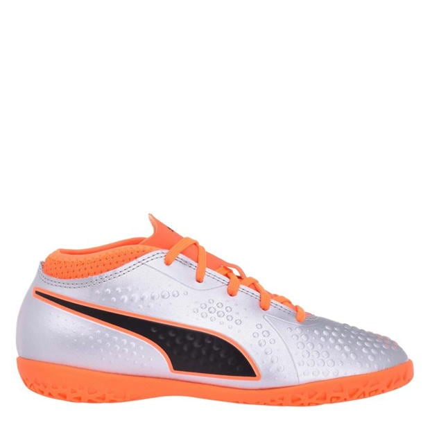 Puma ONE 4 Juniors Indoor Football Boots