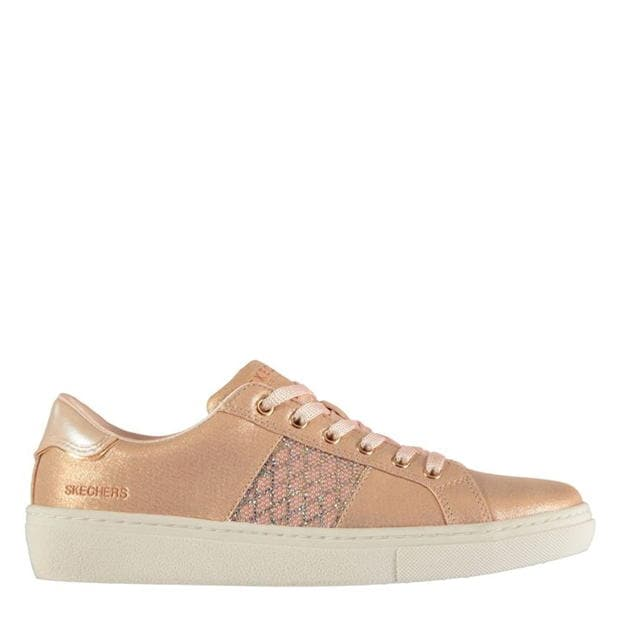 Skechers Goldie Sparkle and Sweet Trainers Girls