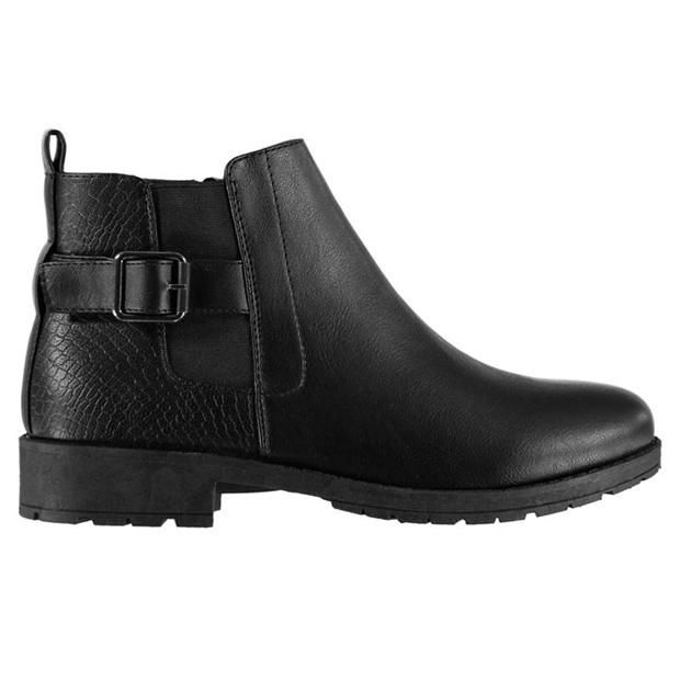 Miso Katy Junior Girls Chelsea Boots