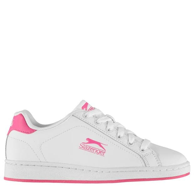 Slazenger Ash Lace Junior Trainers