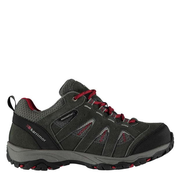 Karrimor Mount Low Junior Waterproof Walking Shoes