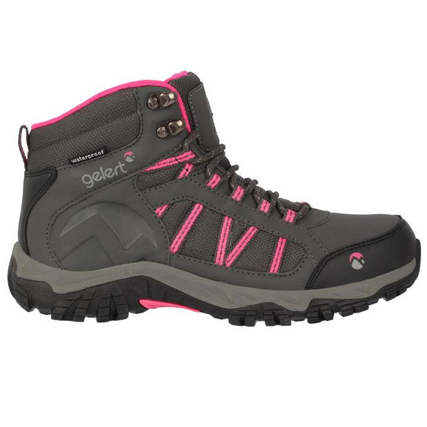 Gelert Horizon Mid Waterproof Walking Boots Juniors