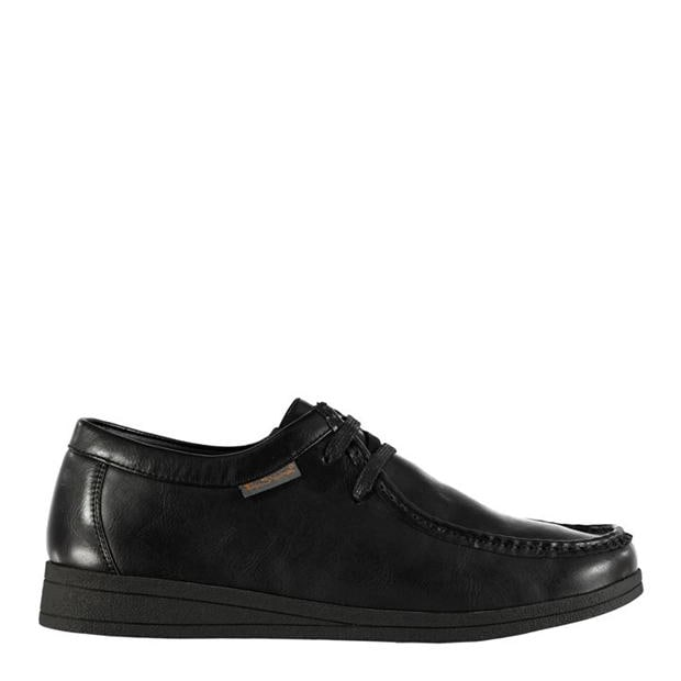 Ben Sherman Quad Wallabee Shoes