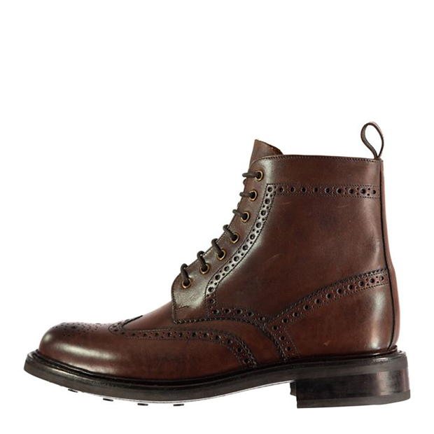 Firetrap Blackseal Arnold Boots