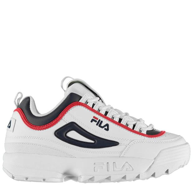 Fila Disrupter Low Version Trainers