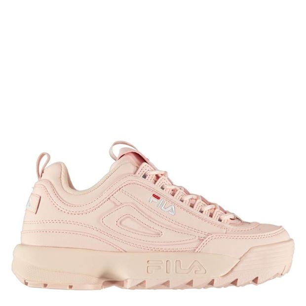 Fila Disruptor Low Ladies Trainers