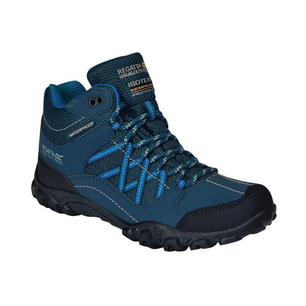 Regatta Edgepoint Mid Junior Waterproof & Breathable  Walk
