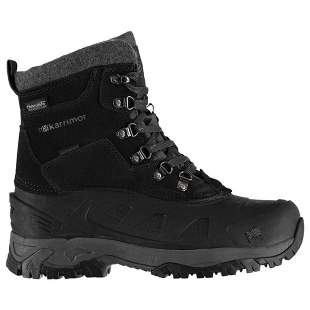 Karrimor Snow Fur Mens Snow Boots