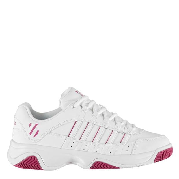 K Swiss Court Blast Ladies Tennis Shoes
