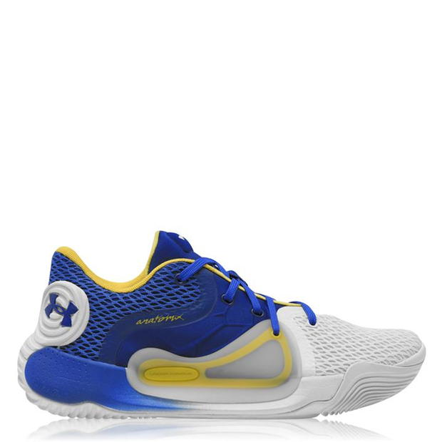 Under Armour Spawn 2 Mens Basketball Shoes