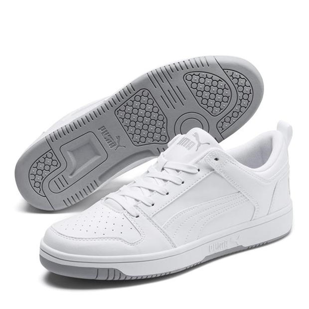 Puma Rebound Lay Up Lo SL Trainers Mens