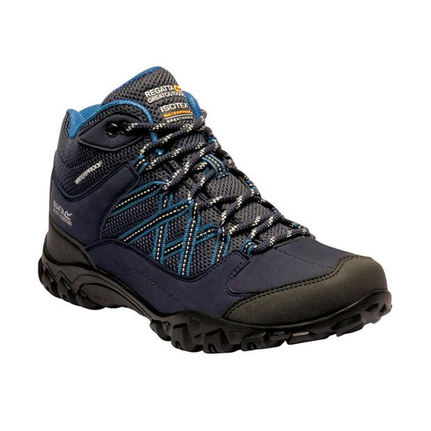 Regatta Lady Edgepoint Mid Waterproof & Breathable Boots