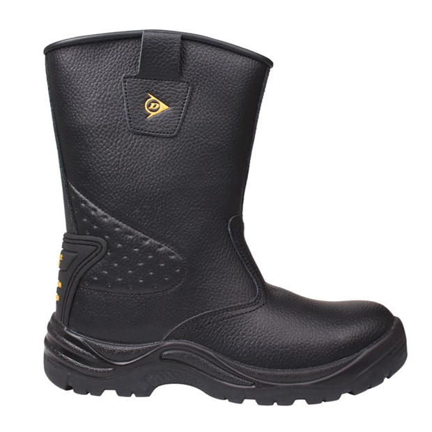 Dunlop Safety Rigger Safety Boots Mens