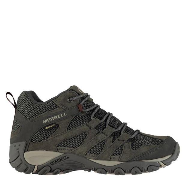 Merrell Alverstone Mid GTX Mens Walking Boots