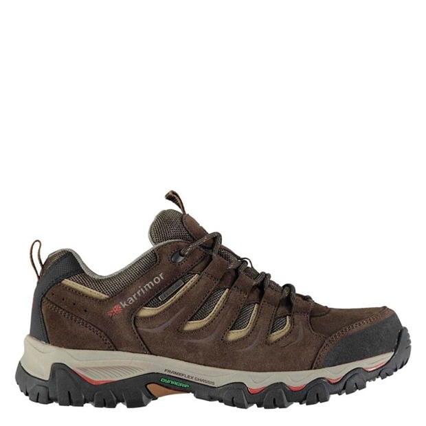 Karrimor Mount Low Mens Walking Shoes
