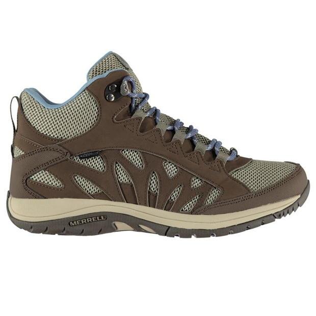 Merrell Simien Waterproof Walking Boots Ladies