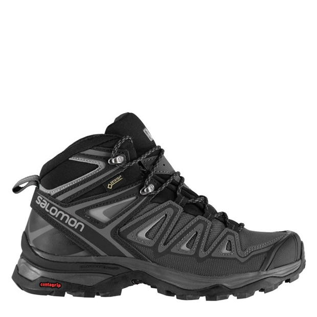 Salomon X Ultra 3 Mid GTX Ladies Walking Shoes