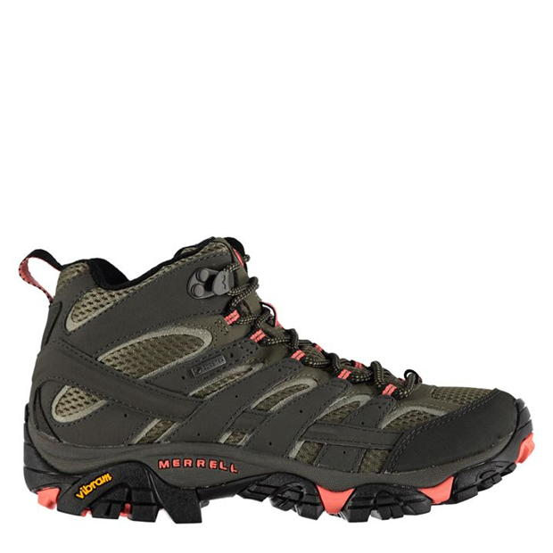 Merrell Moab 2 Mid GTX Ladies Walking Boots
