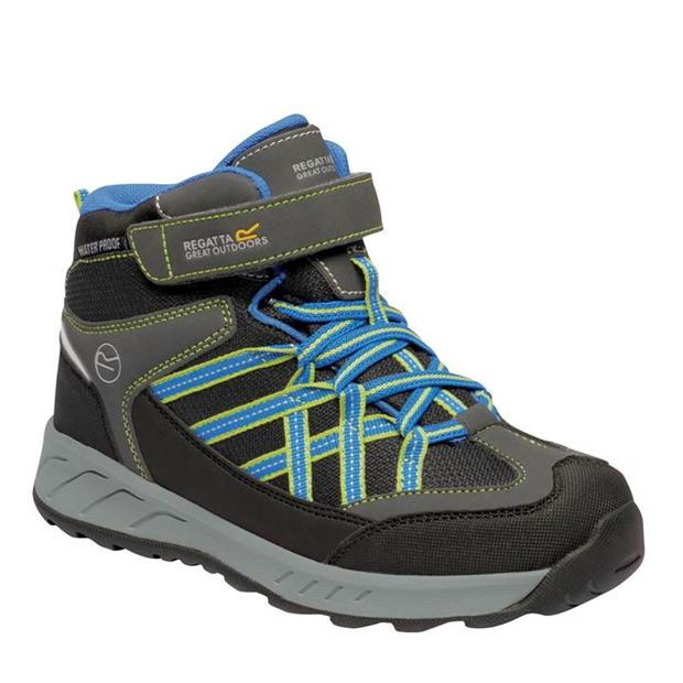 Regatta Samaris V Mid Jnr Waterproof Walking Boots