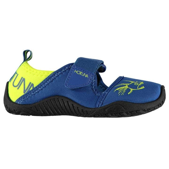 Hot Tuna Splasher Strap Childrens Aqua Water Shoes
