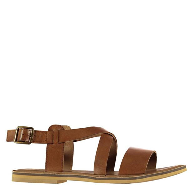 Firetrap Petra Leather Ladies Sandals