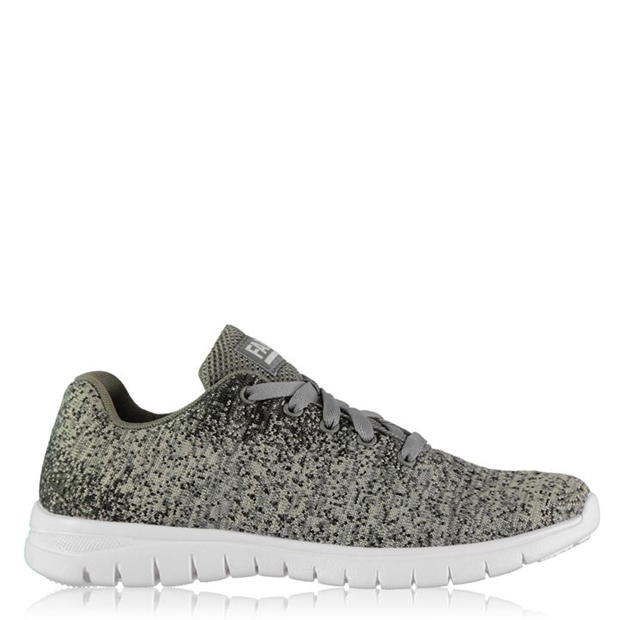 Fabric Flyer Runner Ladies Trainers