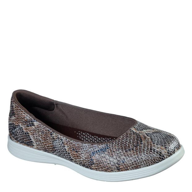 Skechers On The Go DC Womens Slip On Shoes