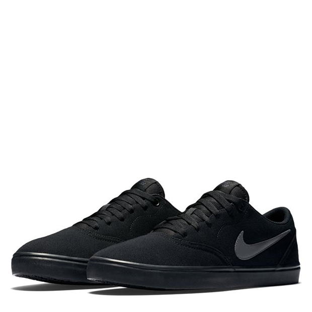 Nike SB Check Solar Mens Canvas Skate Shoes