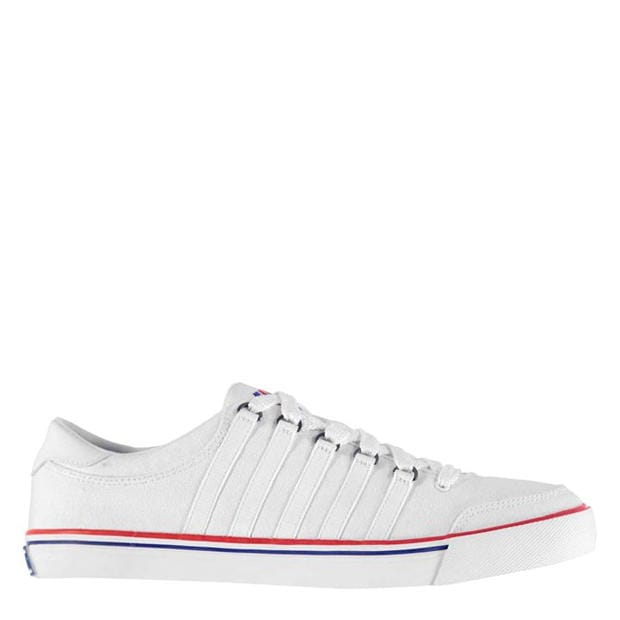 K Swiss Chilton Canvas Trainers