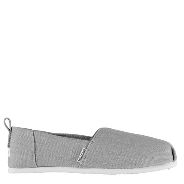SoulCal Long Beach Mens Canvas Slip Ons