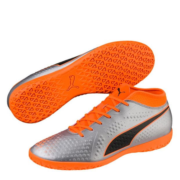 Puma ONE 4 Mens Indoor Football Trainers