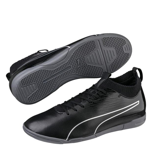 Puma evoKNIT Indoor Mens Football Trainers
