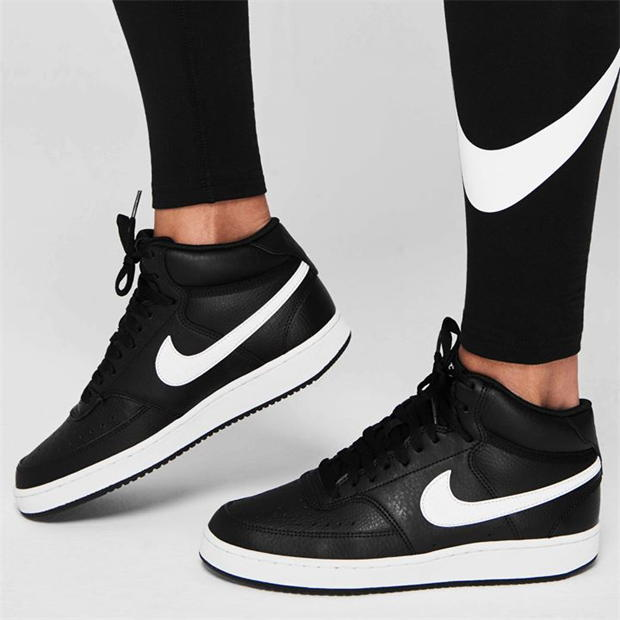 Nike Court Vision Mid Ladies Trainers