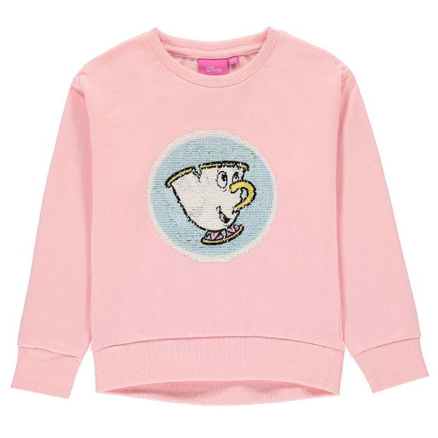 Character Crew Sweater Infant Girls